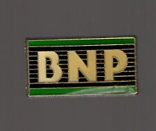 Pin's banque BNP (version époxy 2,7 cm / 1,4 cm)