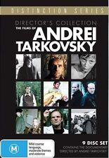 ANDREI TARKOVSKY - THE FILMS OF... (9 DVD SET) BRAND NEW!!! SEALED!!!
