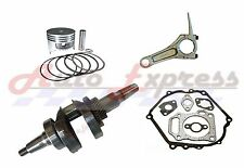 HONDA GX160 GENERATOR ROLLER KIT WITH CRANKSHAFT PISTON RINGS CON ROD