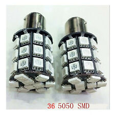BAU15S Bright SMD LED Indicator Turn Signal Light Bulbs VT VX VY VZ VE PY21 581