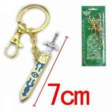 THE LEGEND OF ZELDA PORTACHIAVI KEYCHAIN LINK COSPLAY MINISH CAP OCARINE TIME DS