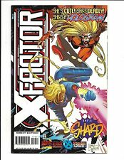 X-FACTOR # 119 (SABERTOOTH app. FEB 1996), NM