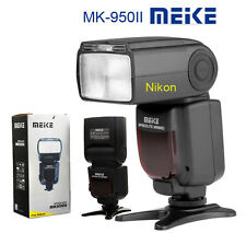 MEIKE MK-950II Flash i-TTL  Speedlite per NIKON D7200 alternativa  SB-700 SB-910