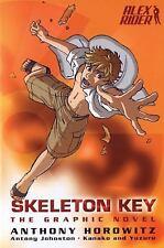 Skeleton Key: the Graphic Novel (Alex Rider) by Horowitz, Anthony