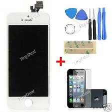 Blanco COMPLETA LCD DISPLAY PANTALLA TACTIL ASSEMBLY PARA IPHONE 5 5G Frontal