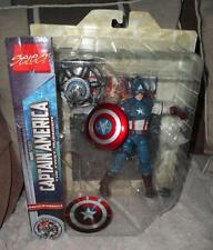 MARVEL SELECT First Avenger Captain america FIGURE winter 1st 2012