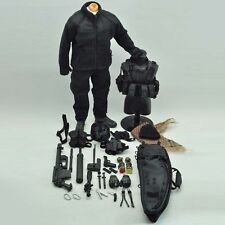HOT VeryHot VH 1017 TOYS 1/6 TOYS Soldier Black task Operations sniper delicate