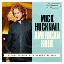 MICK HUCKNALL - AMERICAN SOUL (DELUXE EDITION)  2 CD  28 TRACKS POP  NEU