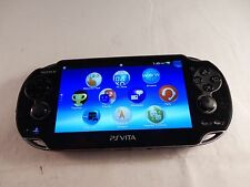 Sony PlayStation Vita PS Vita PCH-1101 Handheld System (TESTED & WORKING) #S241