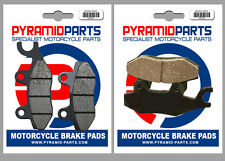 Honda NSR 150 2002 Front & Rear Brake Pads Full Set (2 Pairs)