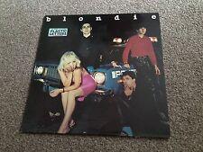 BLONDIE - PLASTIC LETTERS - 1978 LP LOTS MORE BLONDIE IN MY EBAY SHOP LOOK!!!