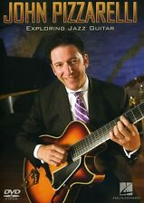 John Pizzarelli: Exploring Jazz Guitar (2009, DVD NEUF)