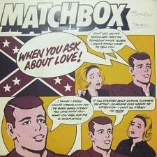 "Matchbox(7"" Vinyl P/S)When You Ask About Love-MAG 191-65-VG+/VG+"