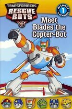 Passport to Reading Level 1: Meet Blades the Copter-Bot by D. Jakobs (2014,...