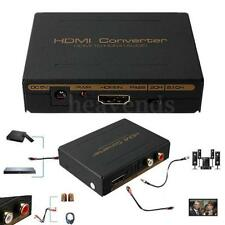 HDMI Audio Extractor Splitter auf SPDIF RCA Stereo L/R Analog Output Konverter