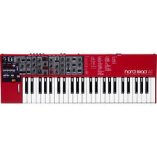 Nord Lead A1 49-key Analog Modeling Synthesizer USB MIDI Stage Studio Keyboard