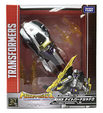 3771 Transformers JP Vers Legends Cybertronian LG-15 LG15 Nightbird Shadow MISB