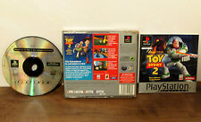 Toy Story 2: Buzz Lightyear to the Rescue! PS1 Game, Good Condition, PAL