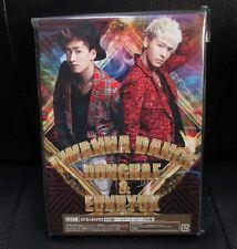 KPOP SUPER JUNIOR DONGHAE & EUNHYUK I WANNA DANCE CD+DVD w/photocard [Promo]