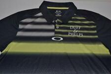 RICKY BARNES OAKLEY TOUR VAN ISSUE GOLF POLO SHIRT SIZE LARGE DUFF & PHELPS