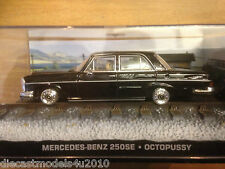 JAMES BOND COLLECTION - MERCEDES-BENZ 250SE - OCTOPUSSY