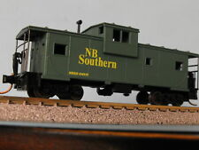 N-Scale Custom Painted  NEW BRUNSWICK SOUTHERN  #434919
