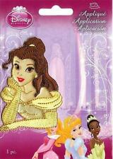 SIMPLICITY DISNEY IRON ON Applique BELLE BEAUTY & THE BEAST PRINCESS Detailed!