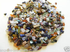 20 g  Loose Mixed Gemstone Chippings - NO HOLE - Jewellery Making