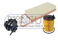 Oil Air Fuel Filter Citroen C1 1.4 HDi 8v 1398 Diesel 53 BHP 7/05-3/11