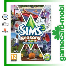 The Sims 3 Seasons Add-on PC/Mac Key EA Origin Download Game Code EU UK NEW