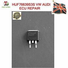 HUF76639S3S VW AUDI ECU REPAIR  Transistor  EDC17 76639S UK Stock