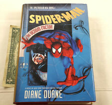 SPIDERMAN VENOM FACTOR DIANE DUANE 1994 FIRST PRINT LIMITED EDITION CARD RON LIM