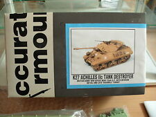 Model Resin Kit Accurate Armour K27 Achilles 11c Tank Destroyer on 1:35 in Box