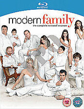 Modern Family - Series 2 - Complete (Blu-ray, 2011, 4-Disc Set)