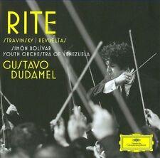 Rite- Stravinsky: Le Sacre du Printemps / Revueltas: La Noche de los Mayas Igor