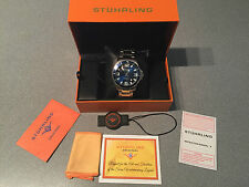Stuhrling Original Men's 395.33U16 Aquadiver Regatta Champion Watch