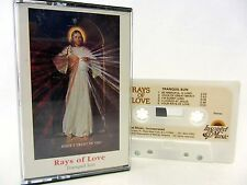 Rays of Love Tranquil Sun incl/ lyric sheet 1985 Marian Helpers Cassette Tape