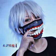 Tokyo Ghoul Zipper Mask Cycling Anti-Dust Face Masks Anime Cotton