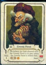 GUARDIANS CCG GREEDY FIEND VO UNCOMMON