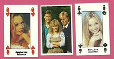 Neighbours TV Series Fab Card Collection Jason Donovan Kylie Minogue