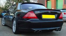 Mercedes W215 C215 CL Roof Window Spoiler CL500 CL55 CL65 CL600