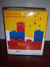 LEGO Portable AM/FM Radio Red NEW