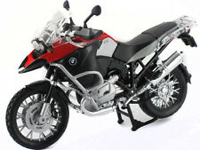 Maisto 31157 Bmw R1200GS R1200 GS Bike Motorcycle 1:12 Black Red