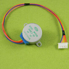 28BYJ48 DC 5V 5mm Shaft Dia 4 Phase 5 Wire Slow step motor