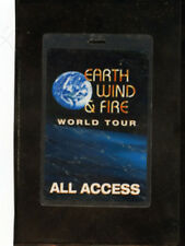 Earth Wind & Fire - World Tour 2002 Laminate All Access pass