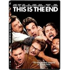 This Is the End (DVD, 2013)  Seth Rogen/Jay Baruchel/James Franco!