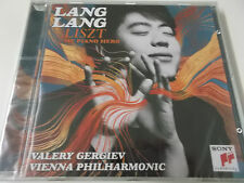 LANG LANG - LISZT MY PIANO HERO - 2011 SONY CD ALBUM (886978914125) - NEU!