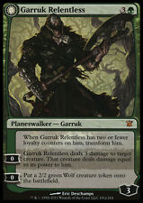 MTG GARRUK RELENTLESS EXC - GARRUK SPIETATO - ISD - MAGIC