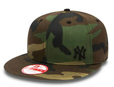 MLB New Era New York Yankees impeccabile Camo 9 FIFTY Cappellino Nuovo Moda M/L
