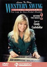Learn to Play Western Swing Steel Guitar DVD Two: Beyond the Basics In 000641745